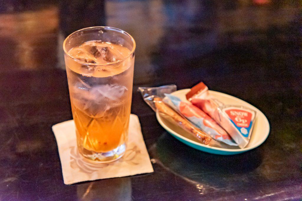 枚方市駅直結の商業施設サンプラザ3号館の居酒屋「わいわいスタジオ MATSURI(スナック)」のおすすめメニューは?