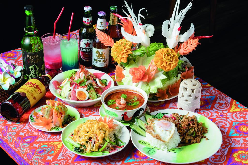 熱帯食堂イメージ